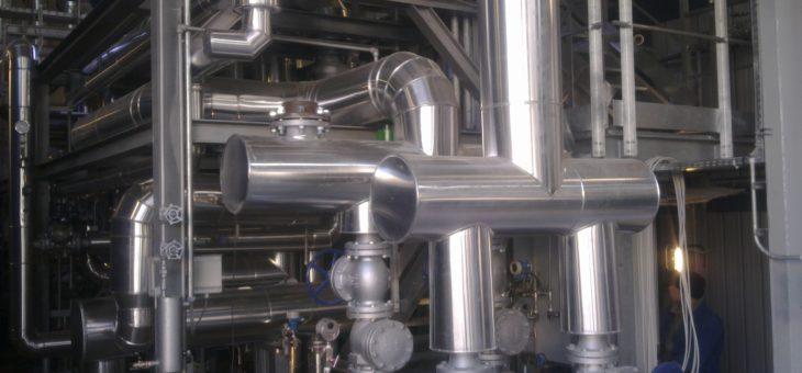 Wykonanie i montaż instalacji i urządzeń technologicznych