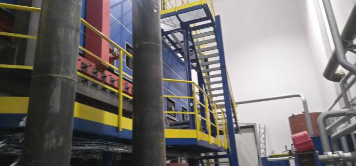 Budowa kotłowni Biomasy