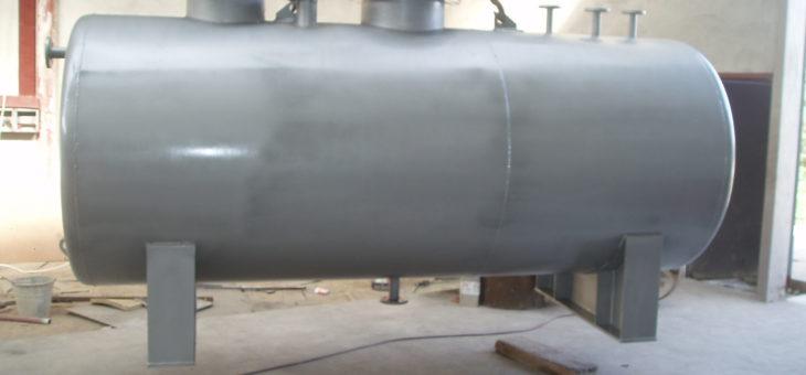 Wykonanie montaż zbiorników ciśnieniowych