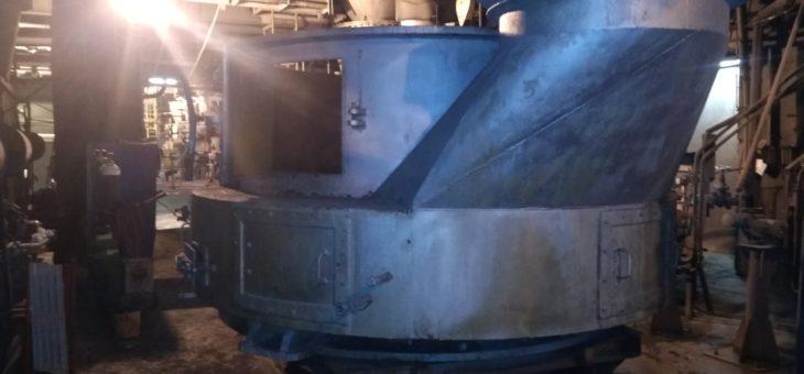 Remont kapitalny młyna węglowego EM-70
