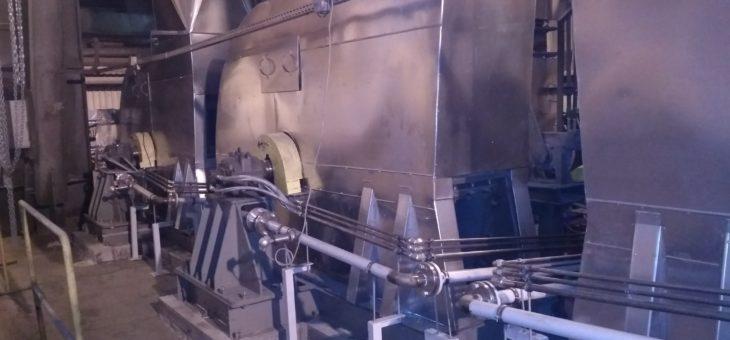 Modernizacja wentylatorów młynowych WPM85/2,3