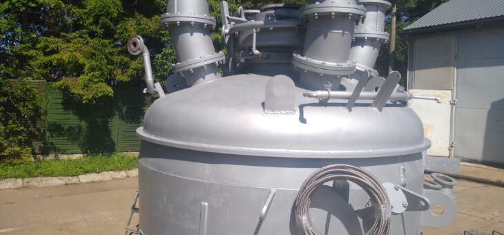 Remont odsiewaczy dynamicznych młynów węglowych