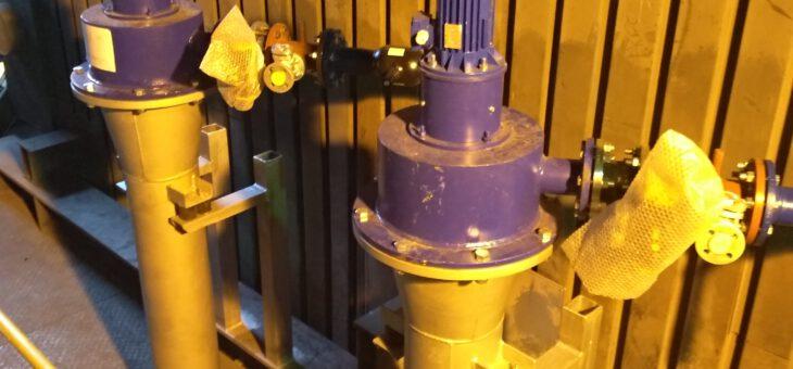 Dostawa i montaż instalacji pyłofonów na kotle WP-120